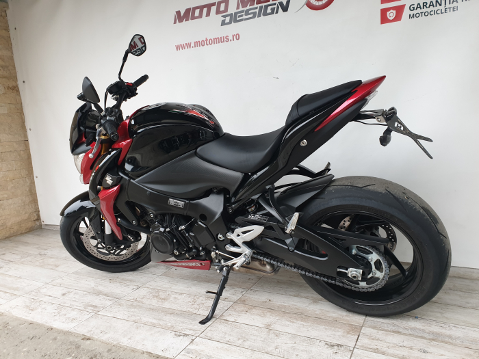 Motocicleta Suzuki GSX-S 1000 ABS 1000cc 143.5CP - Superba - S04111 [10]
