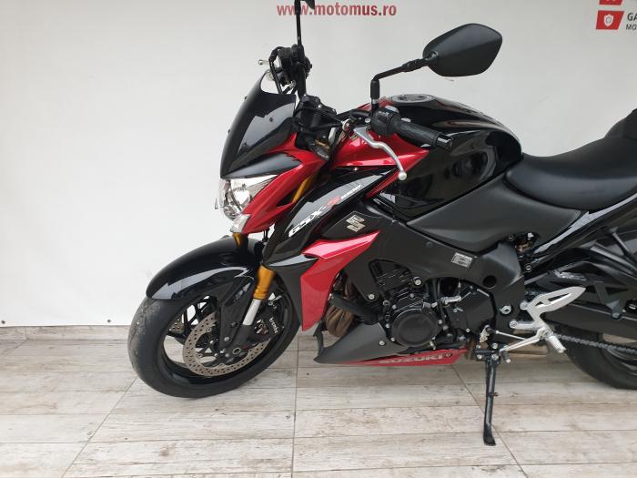 Motocicleta Suzuki GSX-S 1000 ABS 1000cc 143.5CP - Superba - S04111 [8]