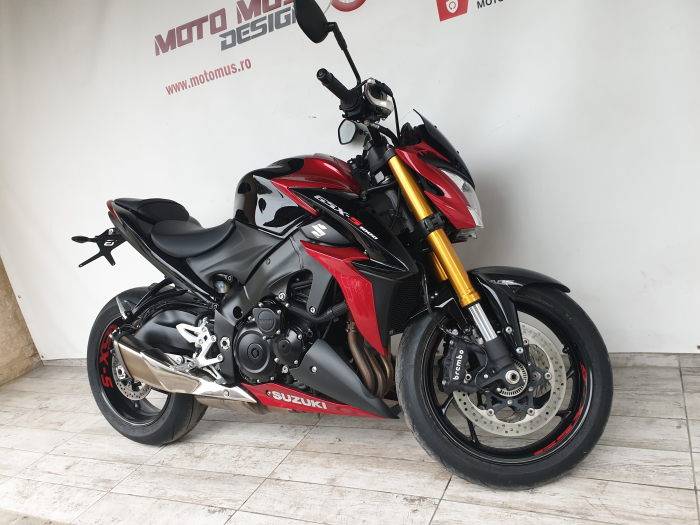 Motocicleta Suzuki GSX-S 1000 ABS 1000cc 143.5CP - Superba - S04111 [4]