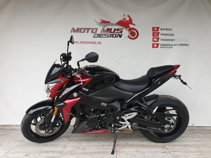 Motocicleta Suzuki GSX-S 1000 ABS 1000cc 143.5CP - Superba - S04111 [6]