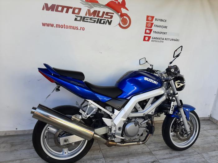 Motocicleta Suzuki SV 650 650cc 71CP - S01191 [1]