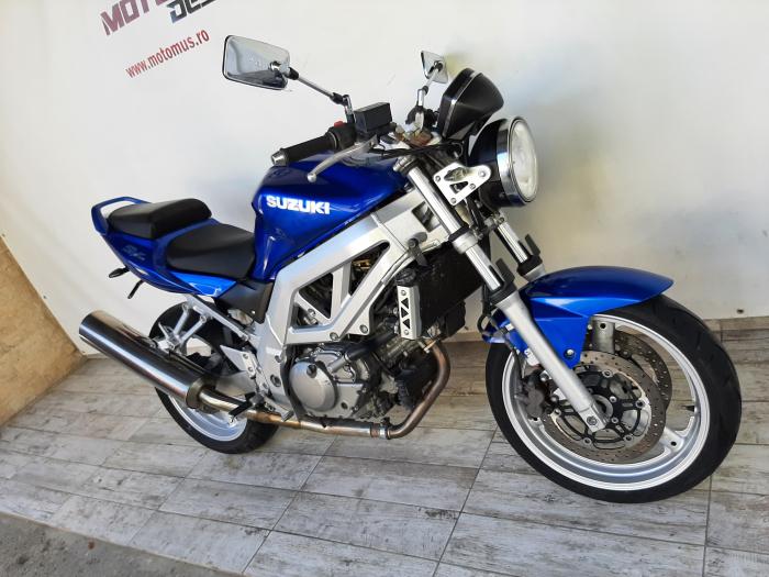 Motocicleta Suzuki SV 650 650cc 71CP - S01191 [4]