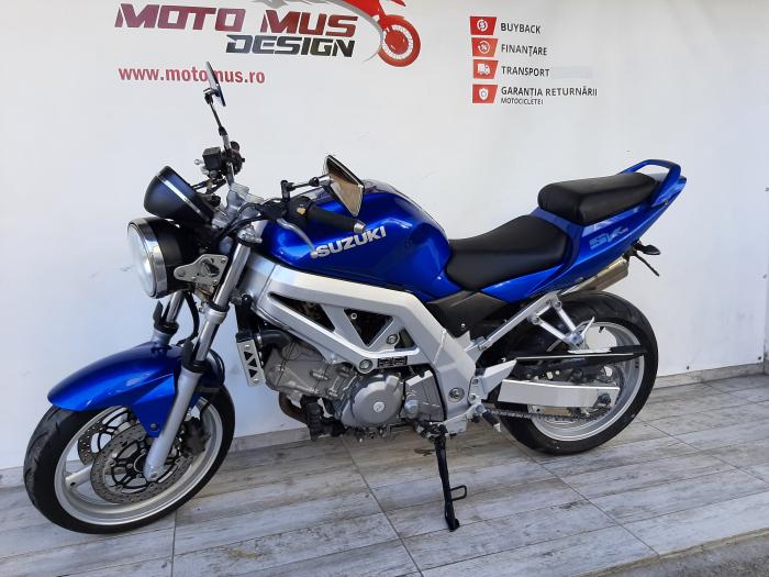 Motocicleta Suzuki SV 650 650cc 71CP - S01191 [7]
