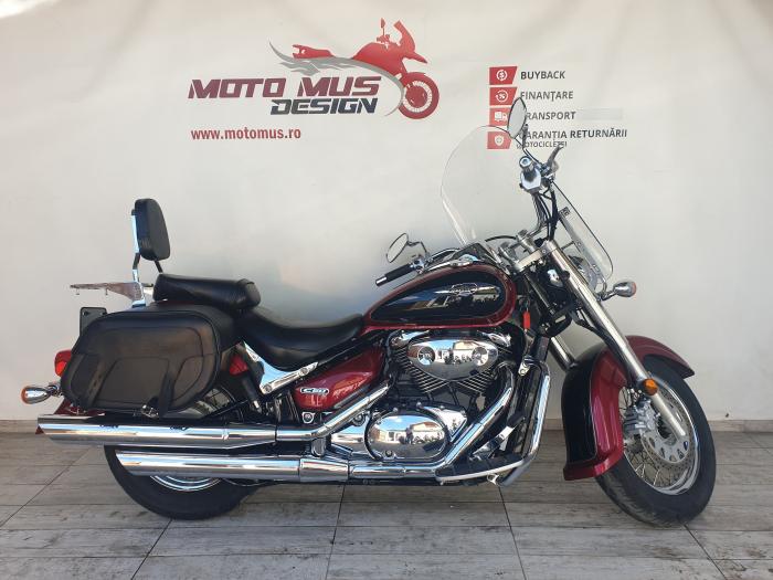 Motocicleta Suzuki VL800 Boulevard C50 800cc 52CP - S05687 [0]