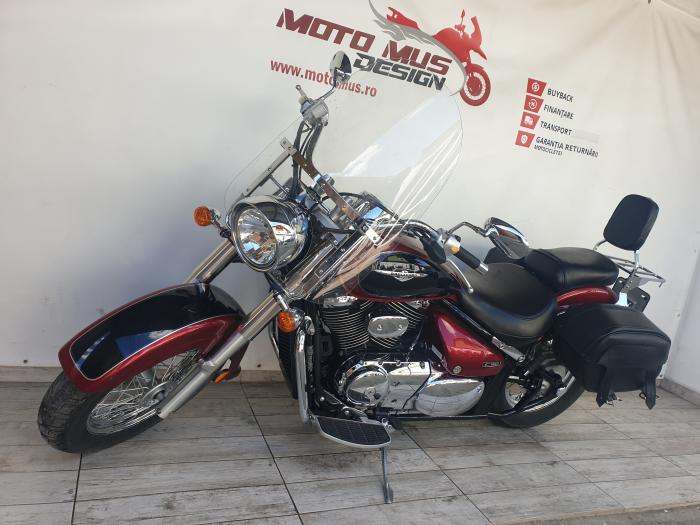 Motocicleta Suzuki VL800 Boulevard C50 800cc 52CP - S05687 [7]