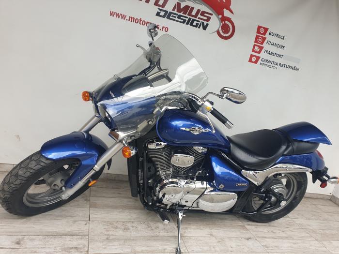 Motocicleta Suzuki VZ800 Boulevard M50 800cc 51CP - S00052 7