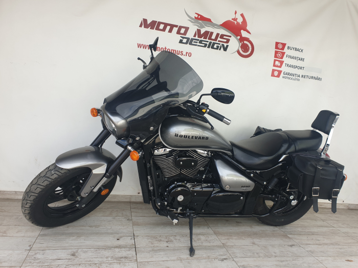 Motocicleta Suzuki VZ800 Boulevard M50 800cc 51CP - S00119 7