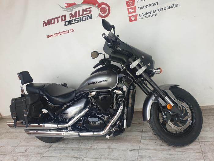 Motocicleta Suzuki VZ800 Boulevard M50 800cc 51CP - S00119 4