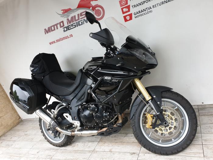 Motocicleta Triumph Tiger 1050 1050cc 114CP - T19484 [4]