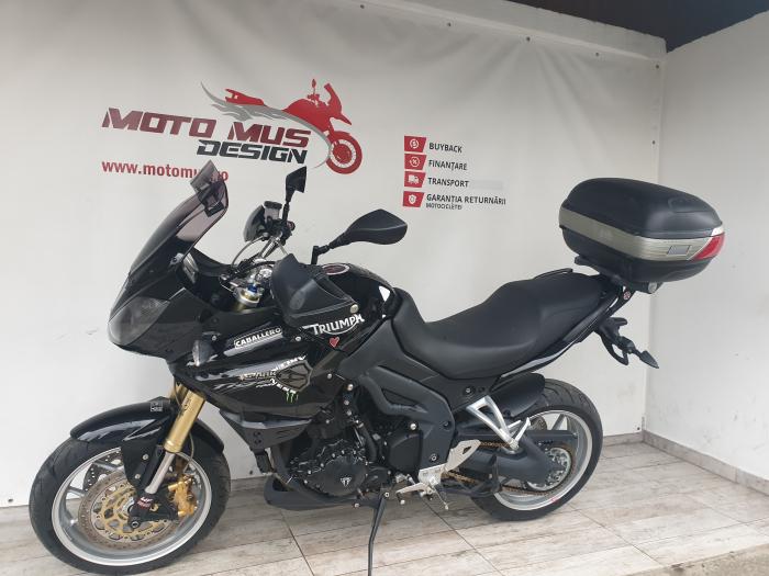 Motocicleta Triumph Tiger 1050 1050cc 114CP - T39330 [7]