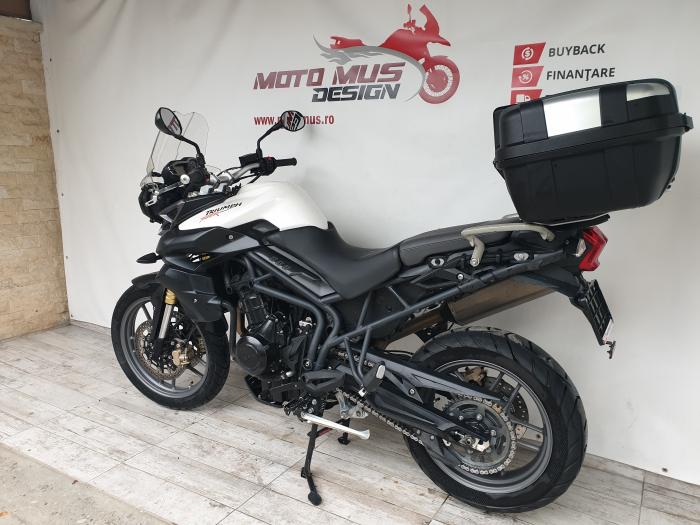 Motocicleta Triumph Tiger 800 ABS 800cc 94CP - T98236 [10]