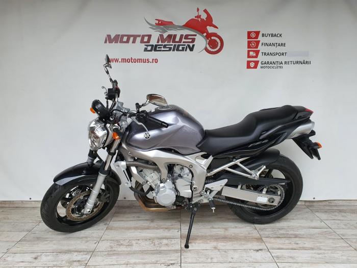 Motocicleta Yamaha FZ6 96.5CP 600cc - Superb - Y20389 5