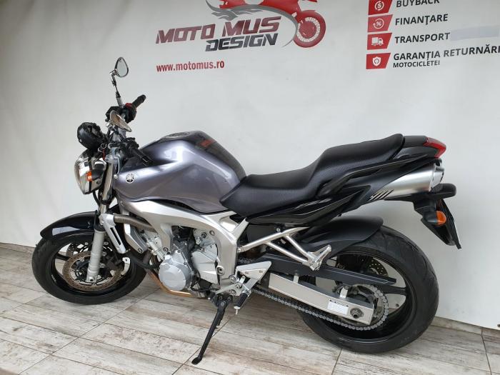 Motocicleta Yamaha FZ6 96.5CP 600cc - Superb - Y20389 9