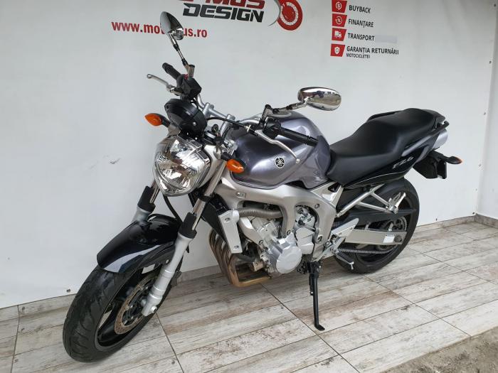 Motocicleta Yamaha FZ6 96.5CP 600cc - Superb - Y20389 6