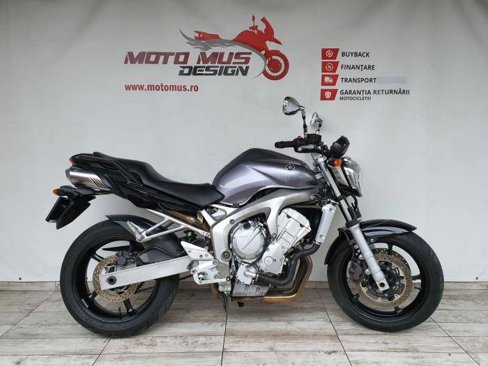 Motocicleta Yamaha FZ6 96.5CP 600cc - Superb - Y20389 0