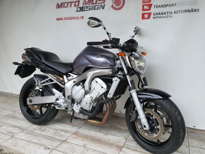 Motocicleta Yamaha FZ6 96.5CP 600cc - Superb - Y20389 4