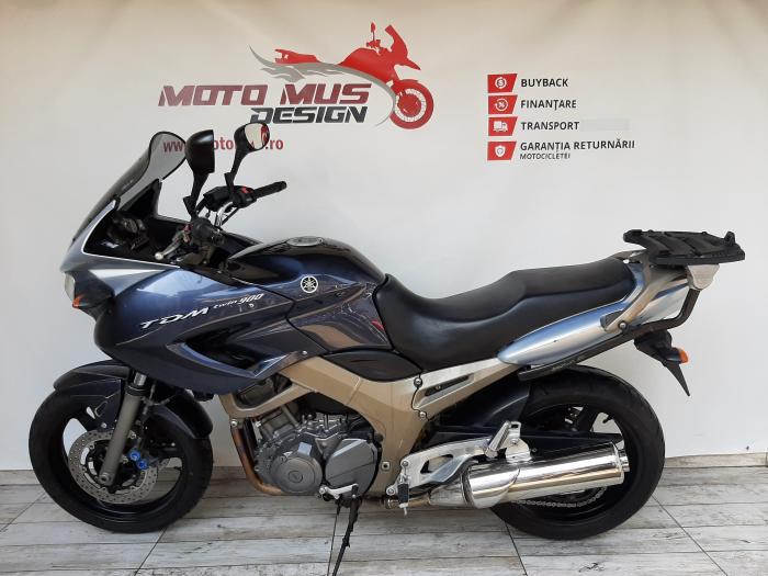 Motocicleta Yamaha TDM 900 900cc 85CP - Y03726 [6]