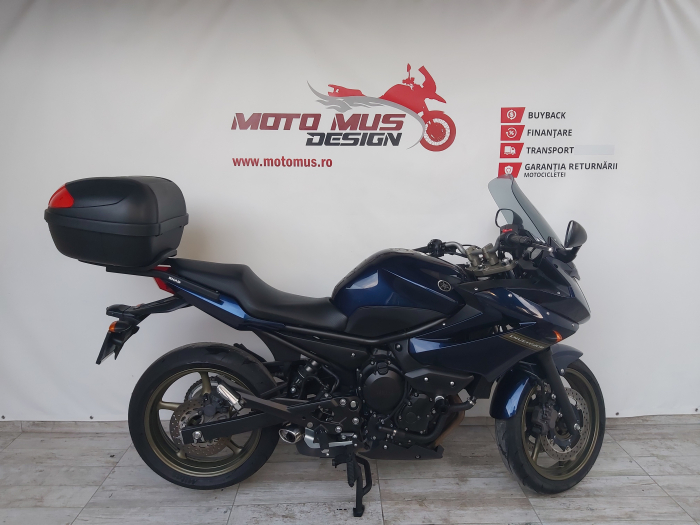 Motocicleta Yamaha XJ6 Diversion 600cc 76CP - Y02352 0