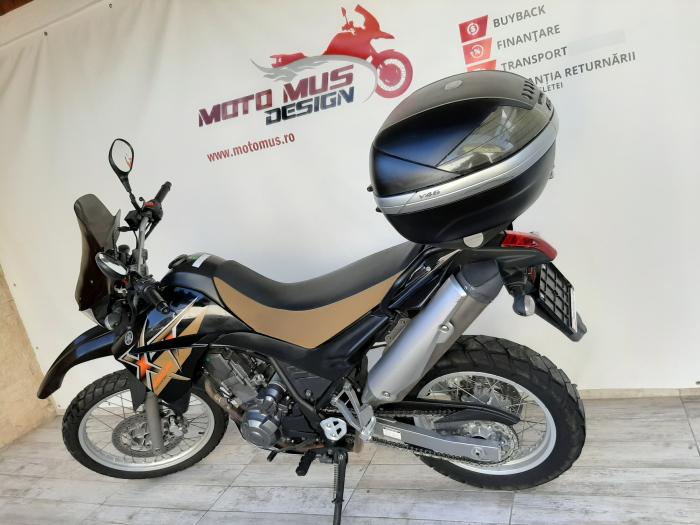 Motocicleta Yamaha XT660R  660cc 47CP - Y01630 10