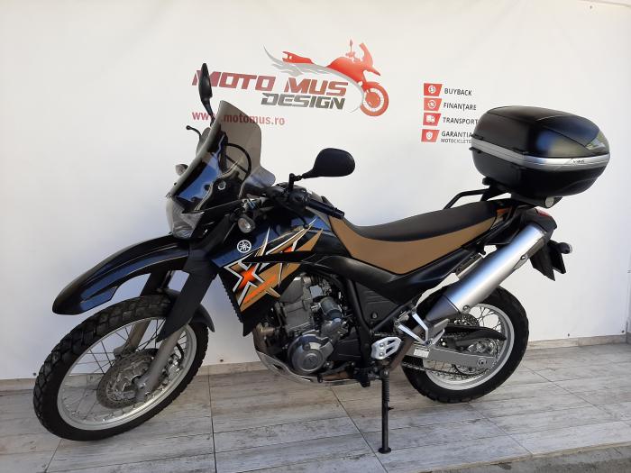 Motocicleta Yamaha XT660R  660cc 47CP - Y01630 7