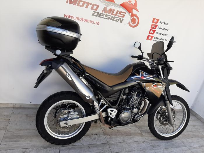 Motocicleta Yamaha XT660R  660cc 47CP - Y01630 1
