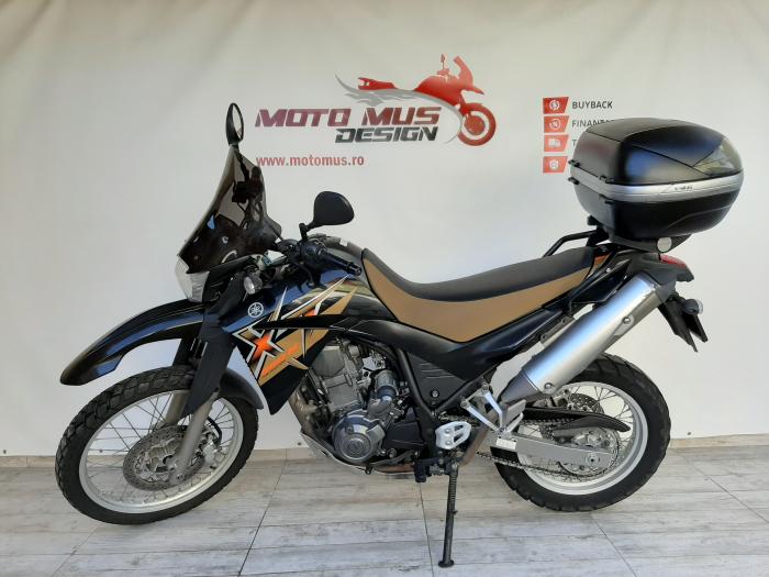 Motocicleta Yamaha XT660R  660cc 47CP - Y01630 6