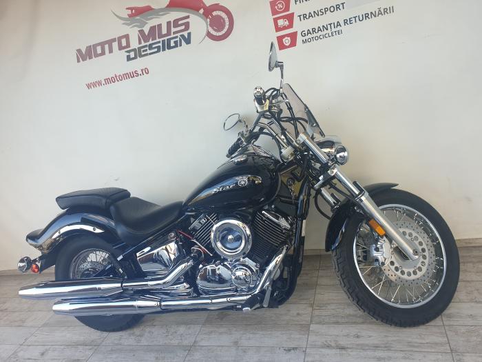 Motocicleta Yamaha XVS1100 V-Star 1100cc 60CP - Final Edition - Y22281 4