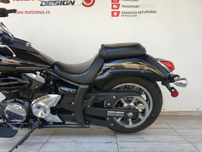 Motocicleta Yamaha XVS950 V-Star 950cc 50CP - Y02608 [9]