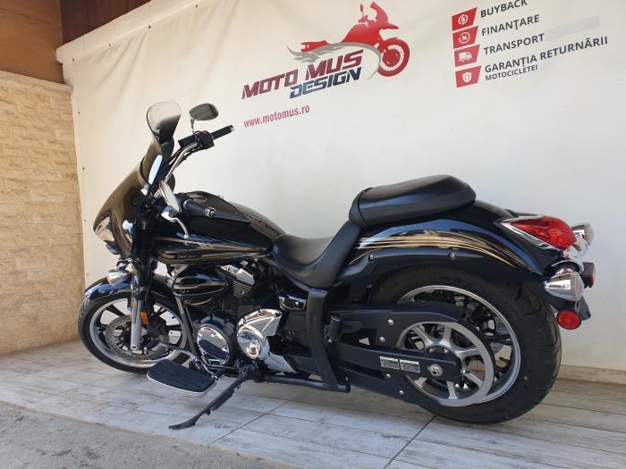 Motocicleta Yamaha XVS950 V-Star 950cc 50CP - Y02608 [10]