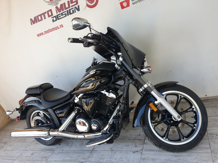 Motocicleta Yamaha XVS950 V-Star 950cc 50CP - Y02608 [4]