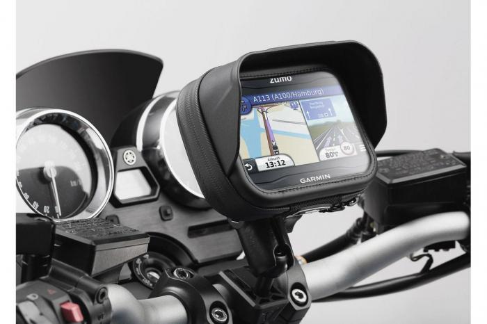 Navi case Pro S negru, rezistent la apa penru dispozitive pana la 145x80x20 mm. 4