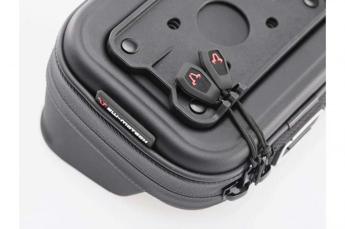 Navi case Pro S negru, rezistent la apa penru dispozitive pana la 145x80x20 mm. 1
