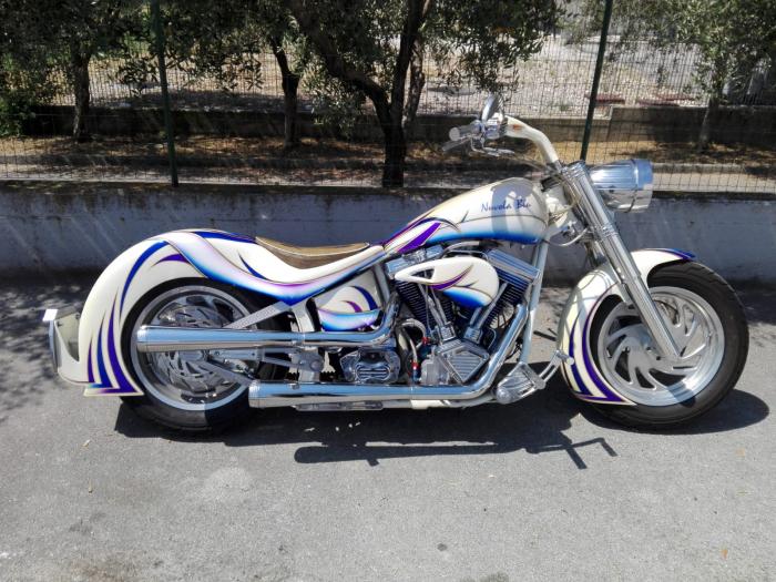 Harley-Davidson FAT BOY - an 1993 [0]