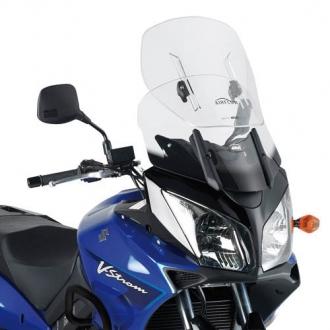 Parbriz Givi Transparent cu Deflector Vant Airflow Suzuki DL 1000 V-Strom (02 > 11) 0