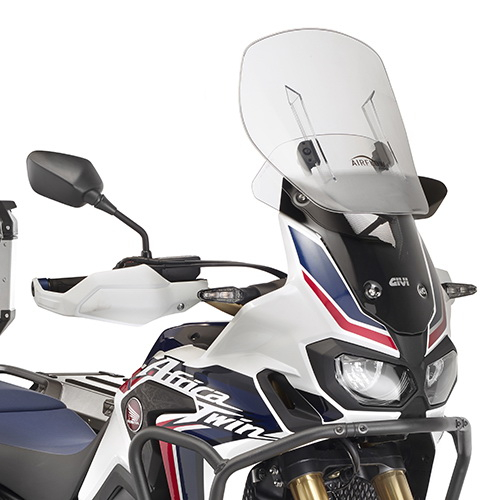 Parbriz AirFlow transparent Honda CRF1000 L Africa Twin'16 0