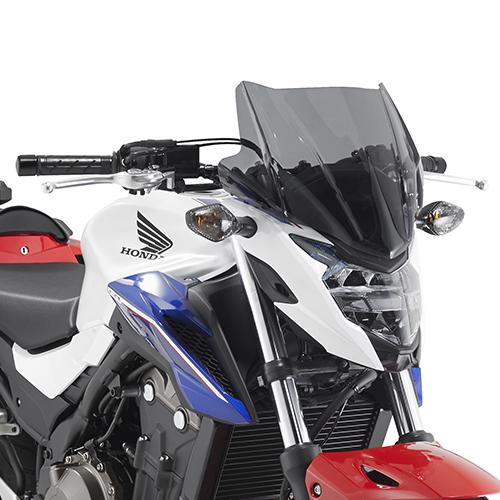 Parbriz fumuriu Honda cB 500 F 0