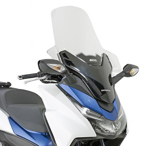 Parbriz fumuriu Honda FORZA 125 ABS '15 0