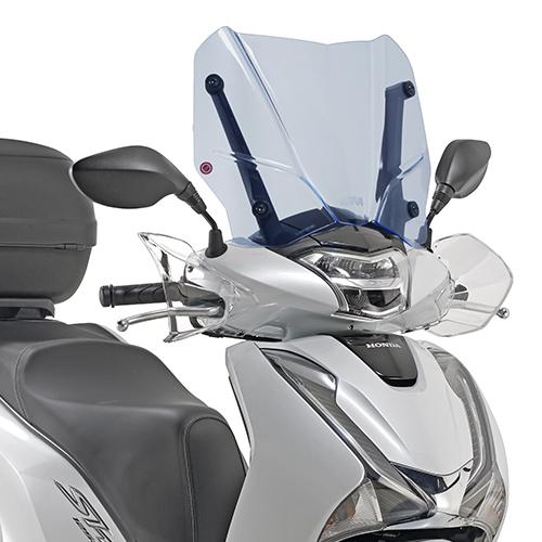 """Parbriz fumuriu """"ICE"""" Honda SH 125I-150I (17) [0]"""