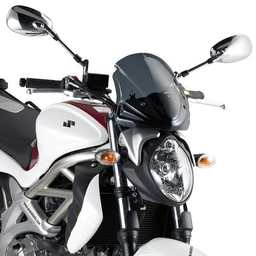 Parbriz fumuriu Suzuki Gladius 650 '09 0