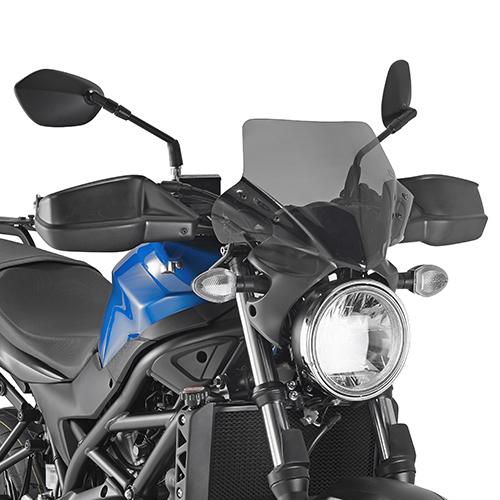 Parbriz fumuriu Suzuki SV 650 2016 0