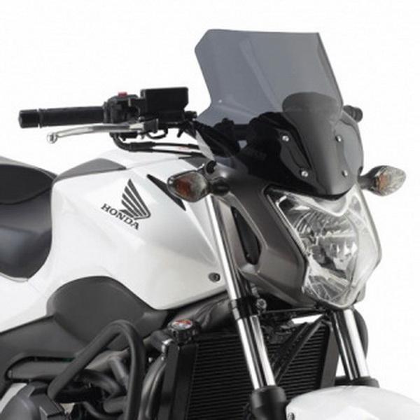 Parbriz Honda NC 700 S '12 fumuriu [0]