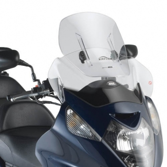 Parbriz scooter AIRFLOW Honda silver-WING 0