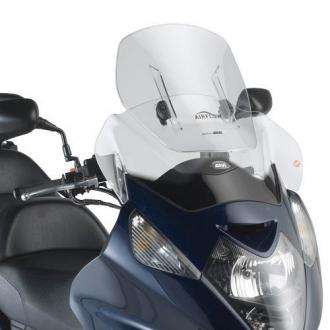 Parbriz Givi Transparent cu Deflector Vant Airflow Honda Silver Wing 600 / ABS (01 > 09) 0