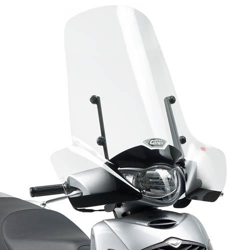 Parbriz scooter Honda SH 125-150 '05 311A 0