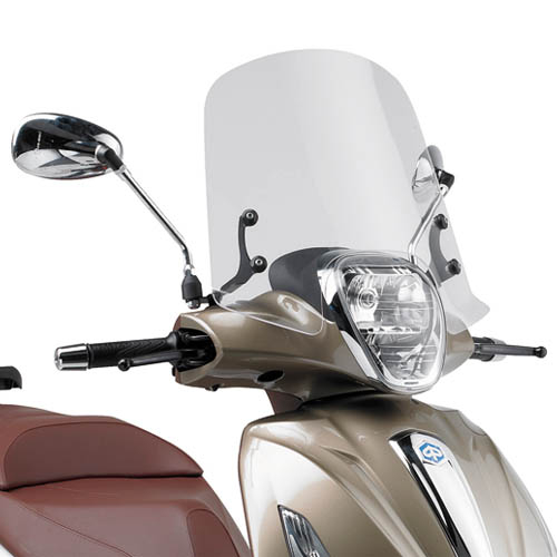Parbriz scooter Piaggio Beverly 357A 0