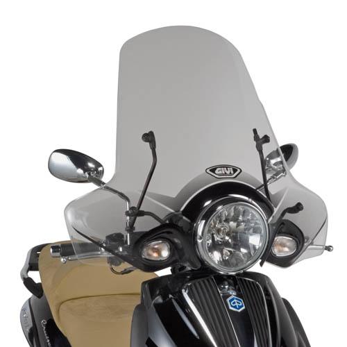 Parbriz scooter Piaggio Cruiser [0]