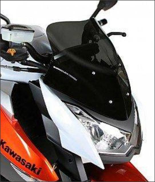 Parbriz sport AEROSPORT KN1300/10 0