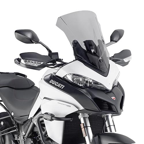 Parbriz transparent Ducati Multistrada 1200 (2015 - 2017) 59 x 43 cm (H x W) 0