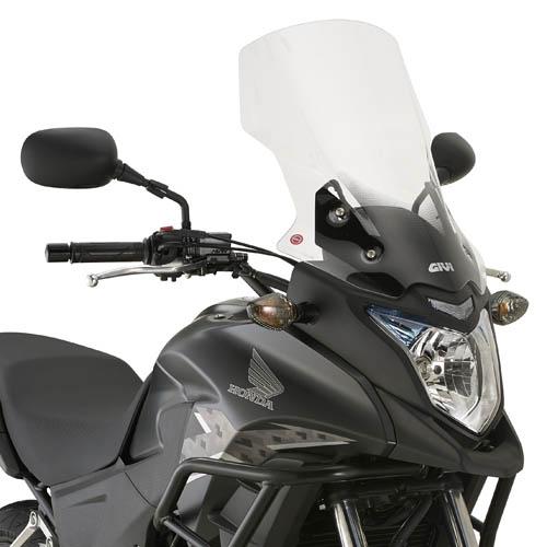 Parbriz transparent Honda CB500X ' 0