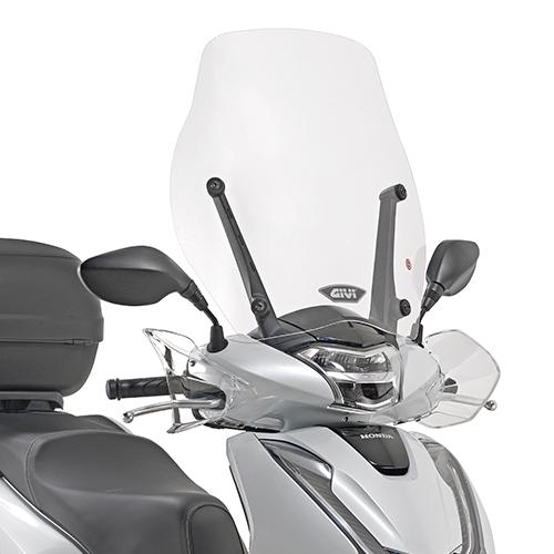 Parbriz transparent Honda SH 125I-150I (17) [0]